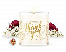 Array of Fresh Citrus - LUXE Thank You Jewelry Candle