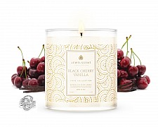 LUXE Black Cherry Vanilla Jewelry Candle