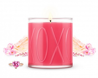 LUXE XOXO Jewelry Candle