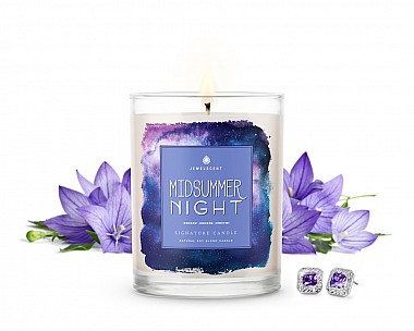 Signature Midsummer Night Jewelry Candle