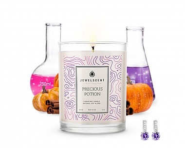 Signature Precious Potion Jewelry Candle