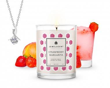 Signature Strawberry Margarita Jewelry Candle