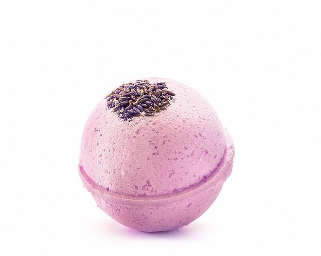 Dream CBD Essential Oil Bath Bomb (Lavender | 25mg Full Spectrum 0.0% THC)