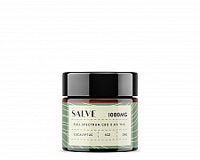 1000mg CBD Salve (Eucalyptus | Full Spectrum 0.0% THC)