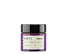 1000mg CBD Salve (Lavender | Full Spectrum 0.0% THC)