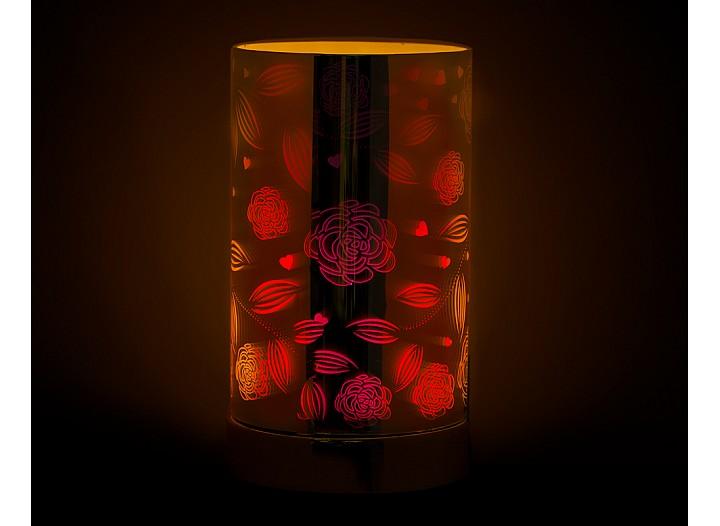 Budding Flower 3D Touch Warmer