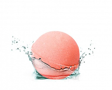 Essentials Cheeky Cherry Bath Bomb