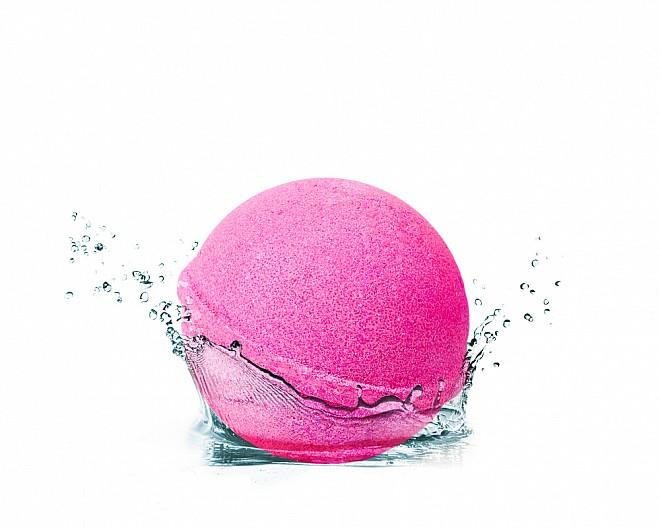 Essentials Grapefruit Splash Bath Bomb
