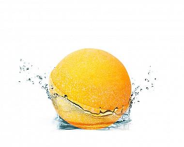 Essentials Harmonious Hibiscus Bath Bomb