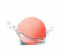 Essentials Pom Pom Ginger Bath Bomb