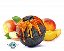 Island Black Lava Jewelry Bath Bomb