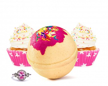 Celebrate Good Times Jewelry Bath Bomb