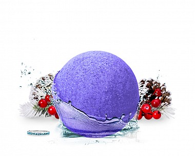 Iced Berry Jewelry Bath Bomb