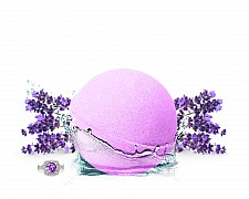 Keep Calm Lavender Jewelry Bath Bomb