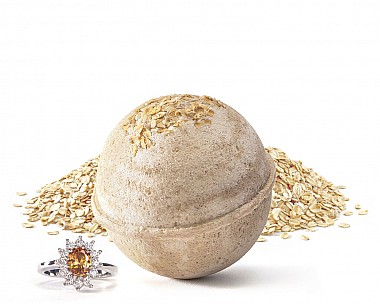 Nourish Jewelry Bath Bomb