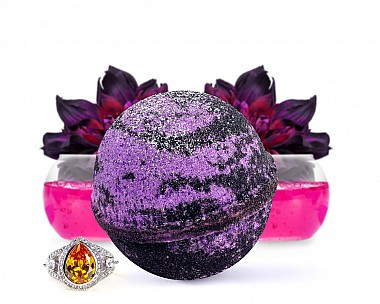 Sleepy Hollow Jewelry Bath Bomb