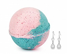 Sumac Sweet Tea Jewelry Earrings Bath Bomb