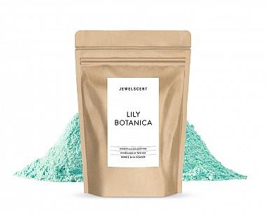 Essentials Lily Botanica Bubble Bath Powder Pouch