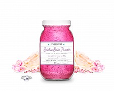You Complete Me Jewelry Bubble Bath Powder