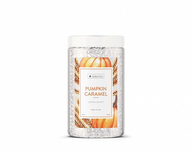 Essentials Pumpkin Caramel Aroma Beads