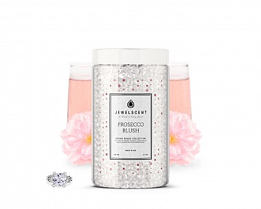Prosecco Blush Jewelry Aroma Beads