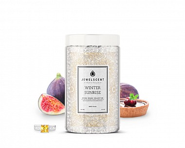 Winter Sunrise Jewelry Aroma Beads