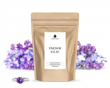 French Lilac Jewelry Aroma Beads