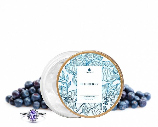 Blueberry Jewelry Body Crème