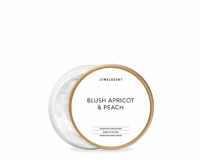 Essentials Blush Apricot & Peach Body Crème