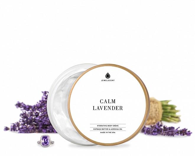 Calm Lavender Jewelry Body Crème