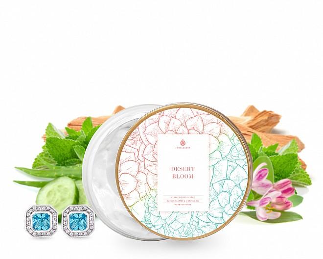 Desert Bloom Jewelry Body Crème