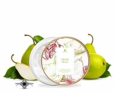 Fresh Pear Jewelry Body Crème