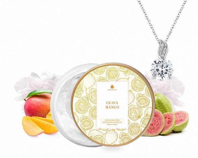 Guava Mango Jewelry Body Crème