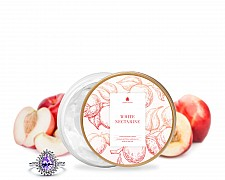 White Nectarine Jewelry Body Crème