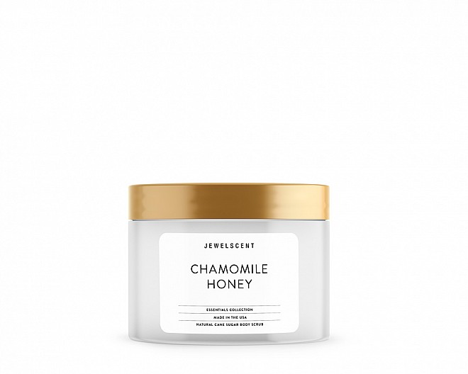 Essentials Chamomile Honey Body Scrub
