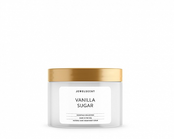 Essentials Vanilla Sugar Body Scrub