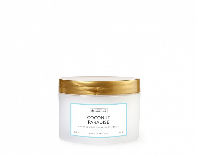 Essentials Coconut Paradise Body Scrub