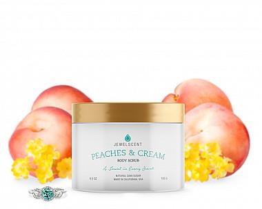 Peaches & Cream Jewelry Body Scrub