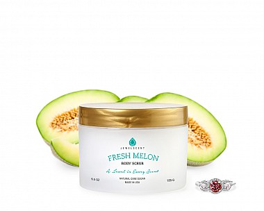 Fresh Melon Jewelry Body Scrub