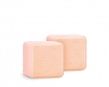 Essentials Twisted Orange Bubble Bath Cubes