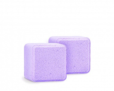Essentials Hazelnut Chai Latte Bubble Bath Cubes