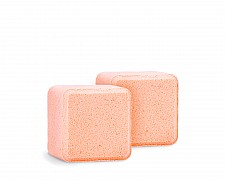 Essentials Pumpkin Caramel Streusel Bubble Bath Cubes (2-Pack)