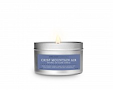 Crisp Mountain Air Tin Essentials Candle
