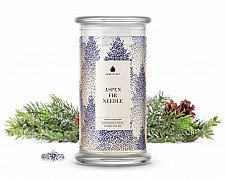 Aspen Fir Needle Classic Jewelry Candle