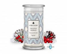 Frosted Berries Jewelry Candle