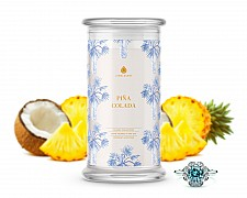 Pina Colada Classic Jewelry Candle