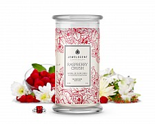 Raspberry Crush Jewelry 16oz Candle