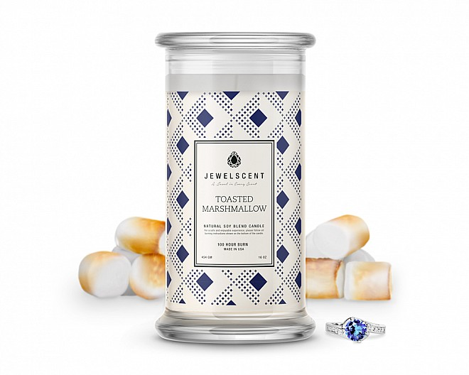 Toasted Marshmallow Jewelry Candle