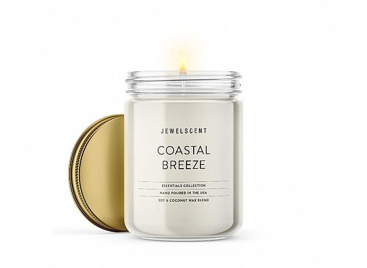 Essentials Jar Coastal Breeze Candle