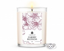 Cherry Blossom Home Jewelry 18oz Ring Candle